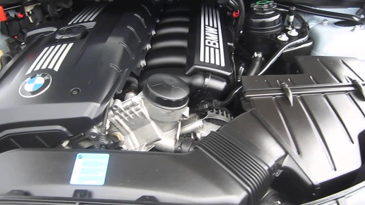 2007 Bmw 328i Blue Stock 140505b Engine Youtube