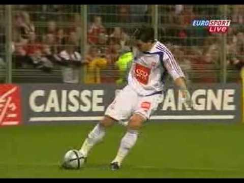 AJ Auxerre - Nîmes Olympique - 1/2 finale coupe de France - 2004-2005
