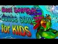 Samba Cacadu - Best Kids Funny Song Animated Dance Video - Dancing Cockatoo