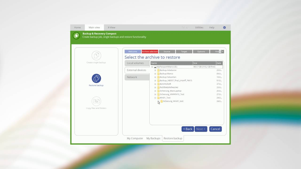 Paragon backup & recovery 17 free free download software reviews.