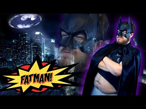Fatman Begins (Batman Parody)