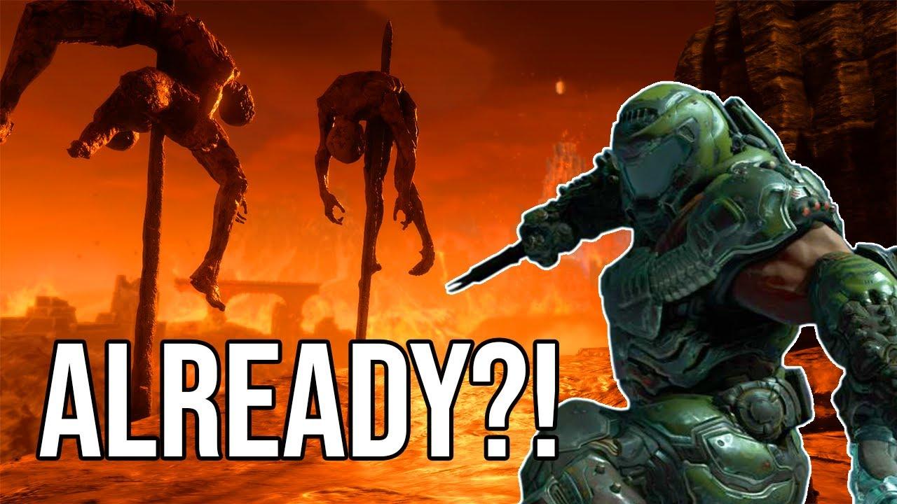 Doom Eternal Has Already Been Completely Broken thumbnail