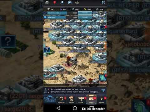 Mobile Strike Solo Saldırılar
