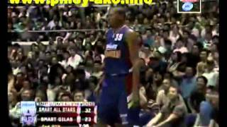 DonDon Hontiveros! HOT!! against NBA Stars