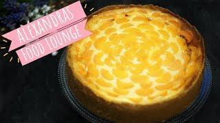 Mandarinen Käsekuchen/ Fauler Weiber Kuchen
