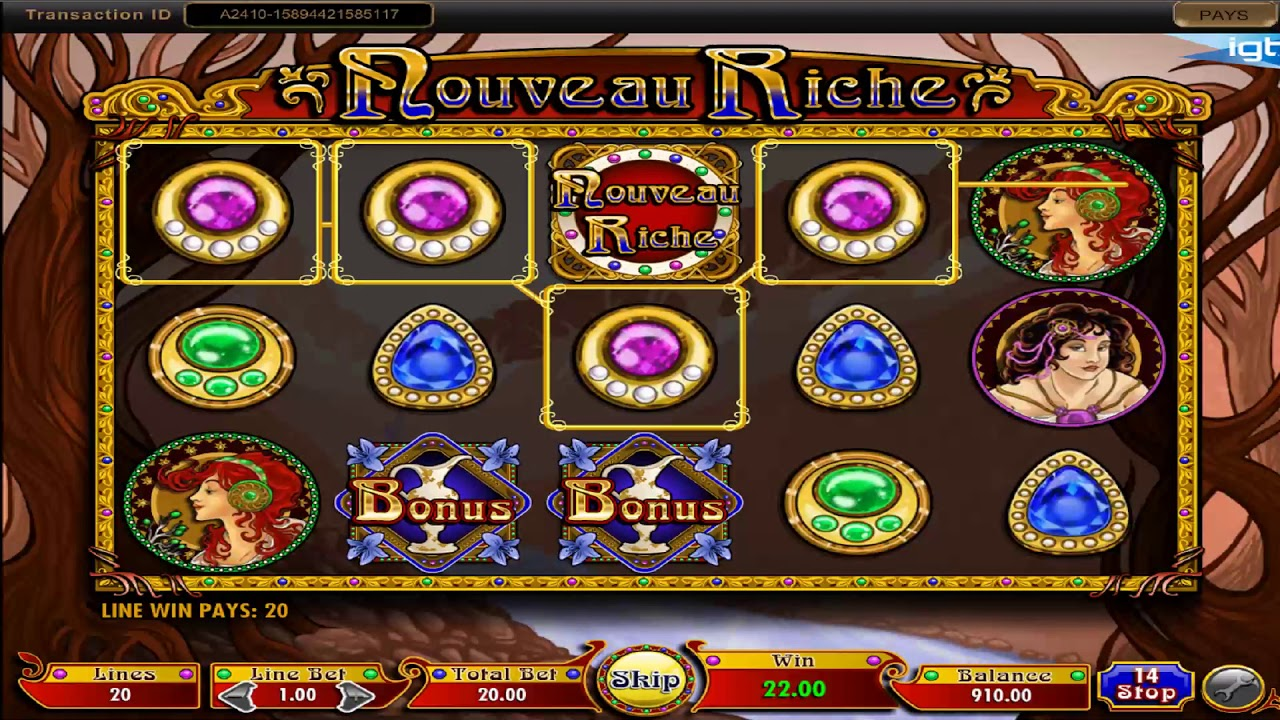 Instant Riches Slot Machine