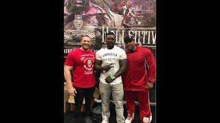Pro Comeback - Day 57 - Shawn Rhoden - CT Fletcher - LA Fit Expo