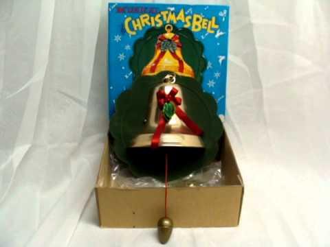 Vintage pull string christmas music