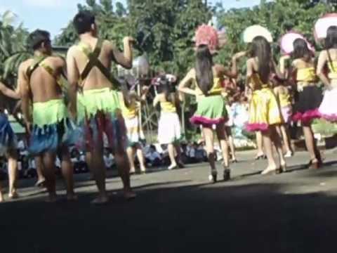 """III-A Cultural Dance """"Trinidad and Tobago"""""""