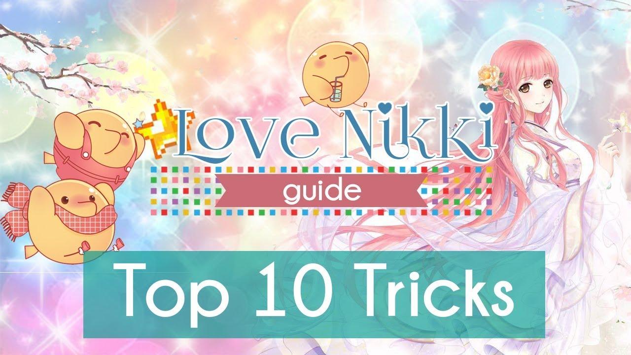 Top 10 Tips & Tricks ✿ Love Nikki-Dress Up Queen