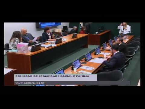 SEGURIDADE SOCIAL E FAMÍLIA - Reunião Deliberativa - 28/06/2016 - 10:18