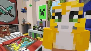 Minecraft Xbox - Battle Mini-Game - Map Pack 4