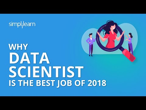 Why Data Scientist is The Best Job Of 2017 | Simplilearn