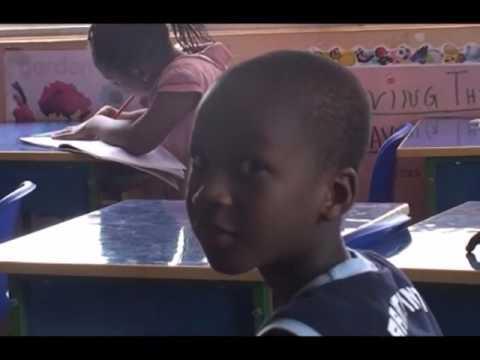 British International School Video - Accra, Ghana - 3rd Grade