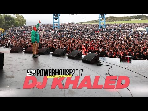"DJ Khaled Talks ""I'm The One"" Going #1"