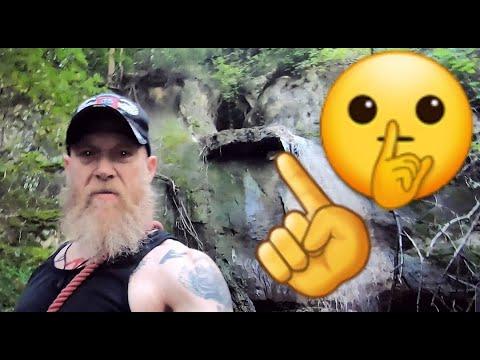 Download Agartha Cave Entrance - Hike to Agartha with My Shepherds
