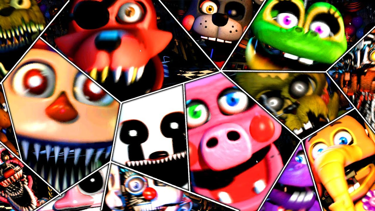 Ultimate Custom Night Download | MadDownload com