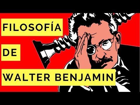 FILOSOFÍA DE WALTER BENJAMIN