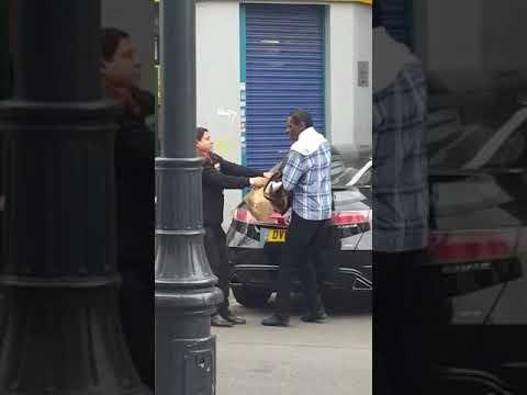 Suzie the batty boy get catch thieving BIG in HARLESDEN NW10 😂😂