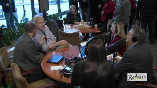 The Radisson Hotel Manchester Downtown - Chris Matthews on WZID Morning Show
