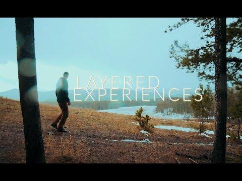 Layered Experiences // Van Charles' Creative Art process