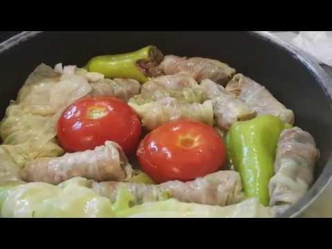 Армянская летняя толма от Рипсиме/Шедевр армянской кухни