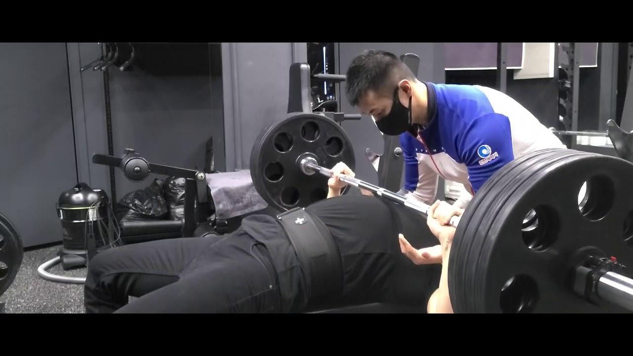 벤치프레스 100kg 도전(운동 시작 1년 4개월 경과)