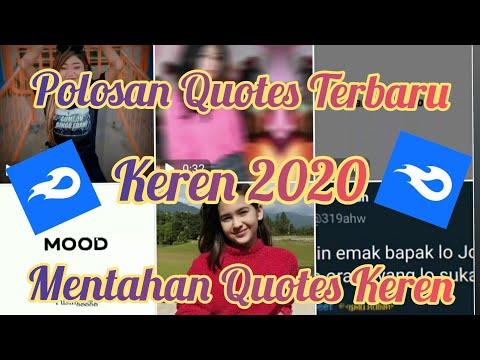 Polosan || Mentahan || Quotes Keren || Link Download Di Deskripsi || Terbaru 2020 || Part 2