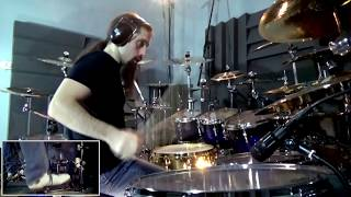Dream Theater - I Walk Beside You (Drum Cover by Panos Geo)