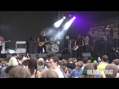 Go Go Berlin Live @ Horst Festival