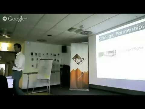 TechPeaks Academy: Bill Barber, Maria Diaconu & John Ramey