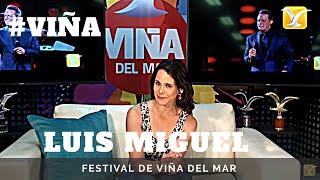 LUIS MIGUEL - SUAVE - Festival de Viña del Mar  #VIÑA #CHILE #FESTIVALDEVIÑA