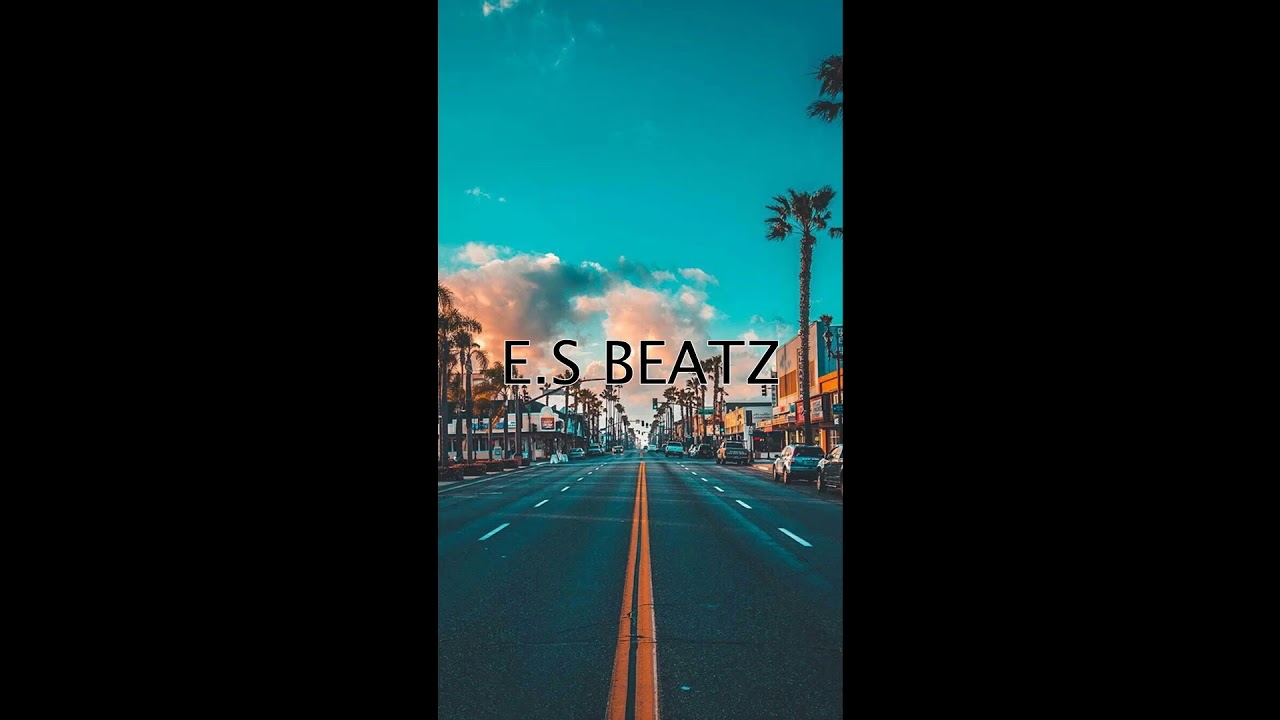 SUMMER TYPE BEAT '' SUMMERSTREETS (E.S BEATZ)