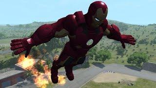 Iron Man - BeamNG.drive