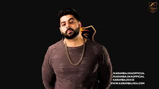 Zara ( full audio ) || karam bajwa ft deep jandu || latest punjabi songs 2017 ||