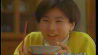 '96年、子役時代の前田愛さん.