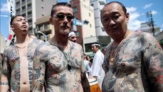 Как живут якудза в Японии