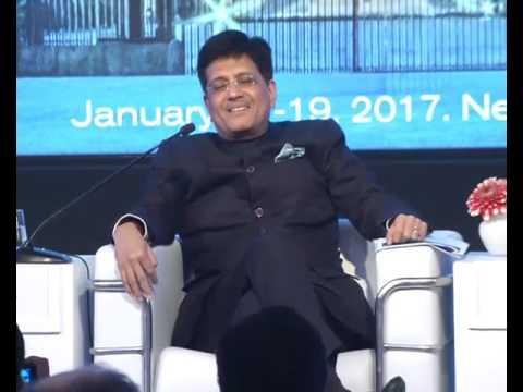 Speaking at Raisina Dialogue 2017, New Delhi