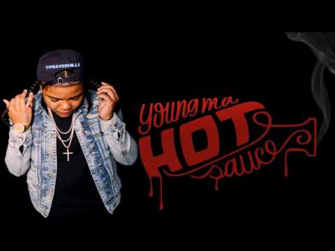 Young M.A  - Hot Sauce (Clean)