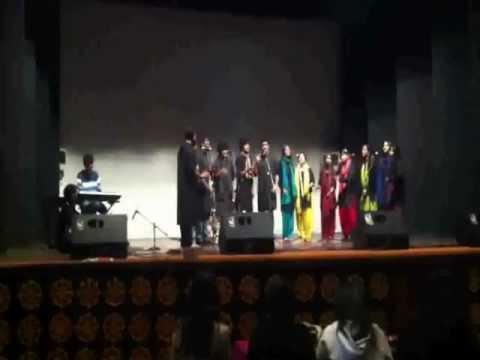 KMC Musoc Indian Choir