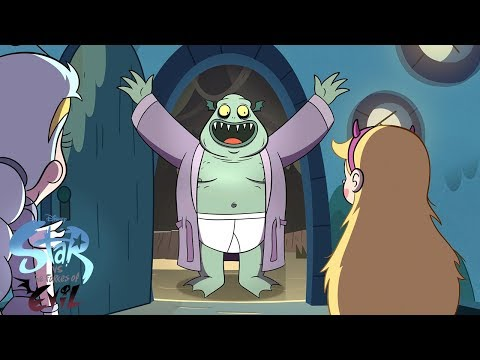 Crashing at Buff Frogs   Star vs. the Forces of Evil   Disney XD