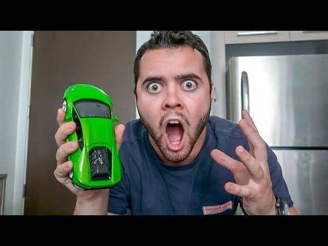 Saying Goodbye To The Lamborghini
