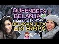 Queen Bees Belanja Makeup & Skincare Belasan Juta + GIVEAWAY dari Eropa !