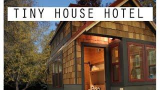 Tiny House Hotel ! Lyons, Colorado | Weecasa Tiny House Tour