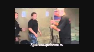 Бесконтактный Бой 4  Семинар в Твери 5  11 01