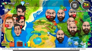 All YouTubers In Keemstar's Game (The Adpocalypse)