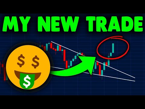 MUST WATCH! MY NEW BITCOIN TRADE, BITCOIN PRICE TARGET & ETHEREUM PRICE PREDICTION (ETH & BTC Price)