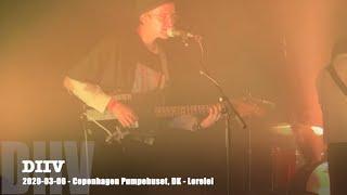DIIV  - Lorelei - 2020-03-06 - Copenhagen Pumpehuset, DK