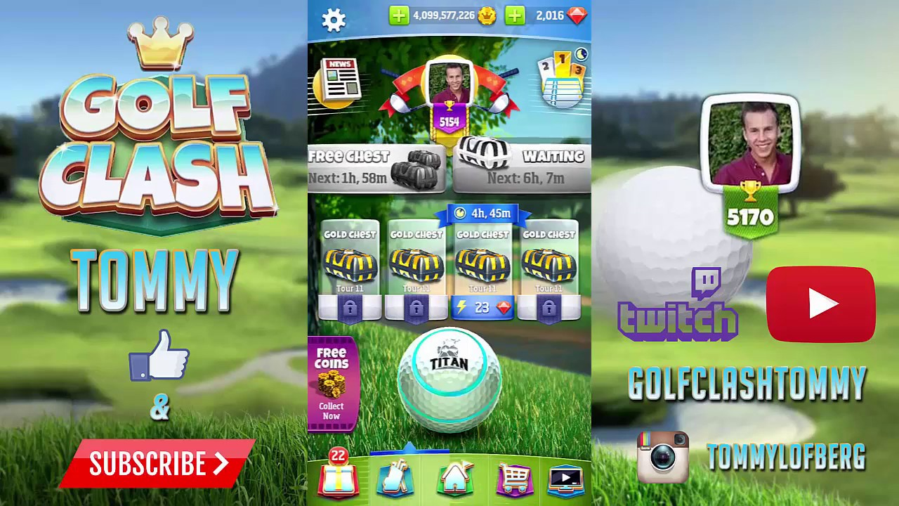 download golf clash windows