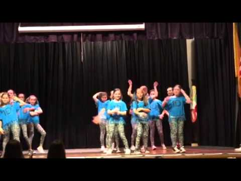 Junior Girl Scouts 2016-